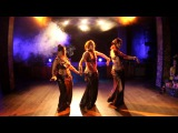 Silver Rose Dance Co. - Awoo - 'Through North to East' dance party 05022017