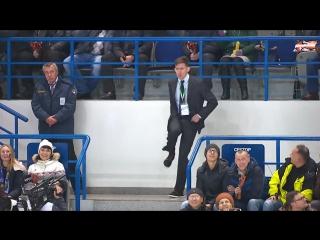 Звездой матча «Амур» - «Сибирь» стал охранник, исполнивший танец под Майкла Джексона.😃💥💥💥