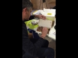эклеры, Кристоф Адам, упаковка, доставка, Франция,  Christophe Adam, vk.comkonditer48