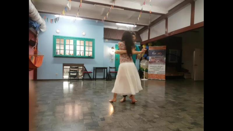 23 мая танцуем с Женей 1
