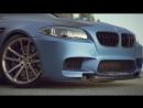 BMW M5 Power - Los Angeles Samurai - Vossen Forged CG-203