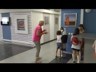 Экскурсия в Национальную библиотеку им. Н.Г. Доможакова
