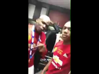 Pogba, Martial, Lingard and Fosu-Mensah