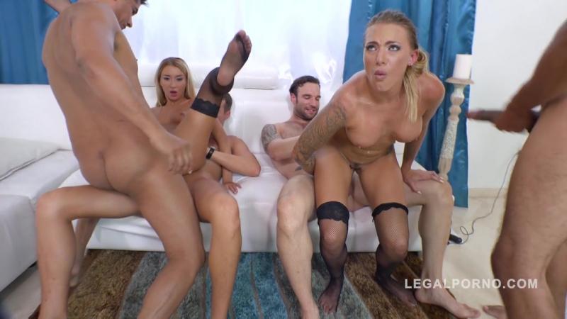 Katrin Tequila Juelz Ventura Porno, All sex, Russian, русское порно, Anal, Gonzo, HD