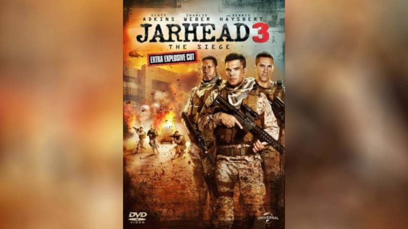 Морпехи 3 В осаде 2016 Jarhead 3 The Siege