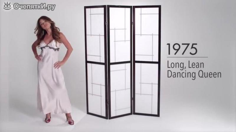 Сто лет истории женского белья