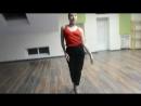 Choreo by Chasovskikh Darya | Мария Рысь - Besame Mucho (lounge cover) | Frame Up Strip