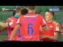 АНЖИ 0-2 ЦСКА ГООООЛ! ГОЛОВИН