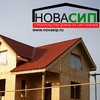 """ДК """"Новасип"""". Строительство домов из СИП панелей"""