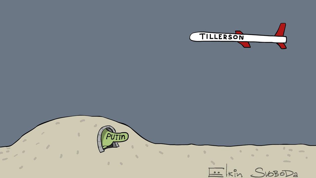 Путин и Тиллерсон обсуждали ситуацию в Украине пунктирно, - Песков - Цензор.НЕТ 1036