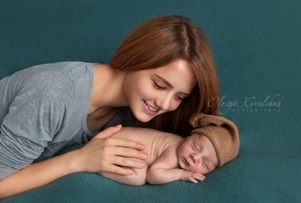 Как научиться фотографировать новорожденных деток, чтобы замирало серд