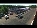 Заезд Bugatti Veyron против Nissan Juke-R