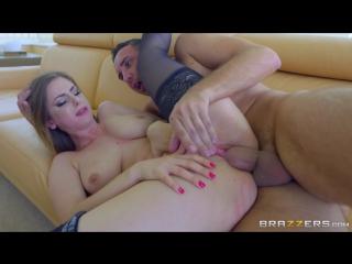 Stella Cox & Keiran Lee [HD 720, All Sex, Anal, Big Tits, Brunette, Feet]