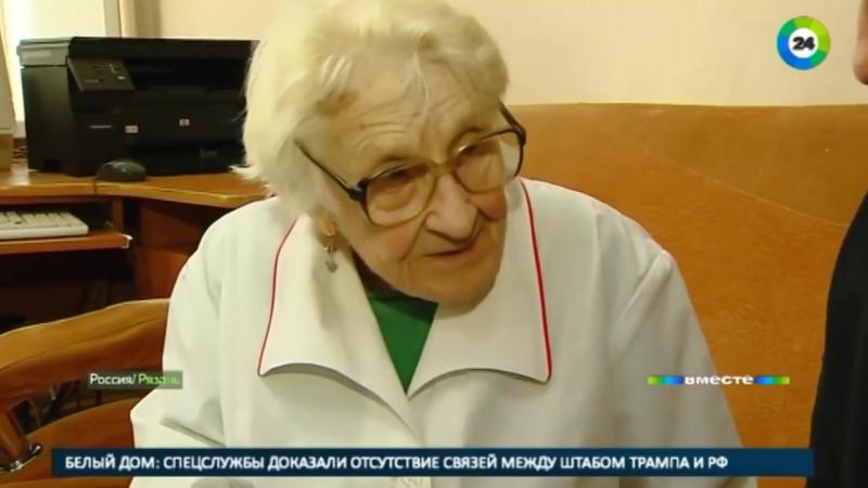Хирург от бога- Алла Ильинична Левушкина и в 89 у операционного стола