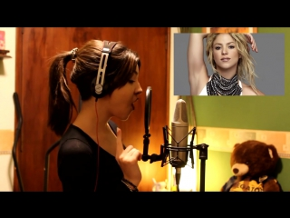 1 GIRL 15 VOICES (Adele Ellie Goulding Celine Dion and 12 more)