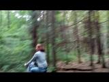 Вело прбег по Беловежской пуще