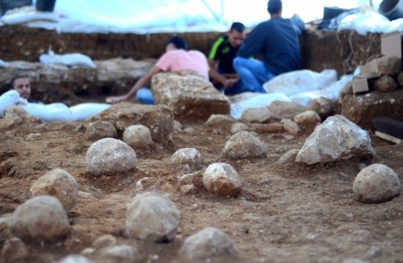 Найдена стена, через которую римляне ворвались в Иерусалим
