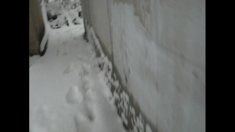 Снежный апокалипсис в Кишинэу)