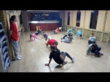 KING BEE - MONEY GONE (SMOOVE REMIX)-Breaking-DriveStyle Dance Studio 2017