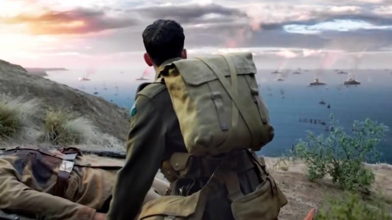 Галлиполи (2015). Высадка союзников на Галлиполи, апрель 1915 года