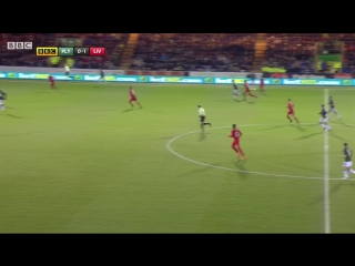 BBC Match of the Day - FA Cup Round 3 Replay - 18/01/2017