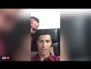 "Роналду: ""Viva el Betis"""