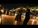 Танцы на Набережной Парк Горького Москва