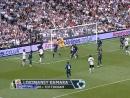 2008. Футбол. Чемпионат Англии 2007/2008. Лучшие голы сезона
