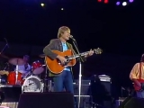 John Denver Nitty Gritty Dirt Band - Take Me Home, Country Roads (Live at Farm Aid 1985)