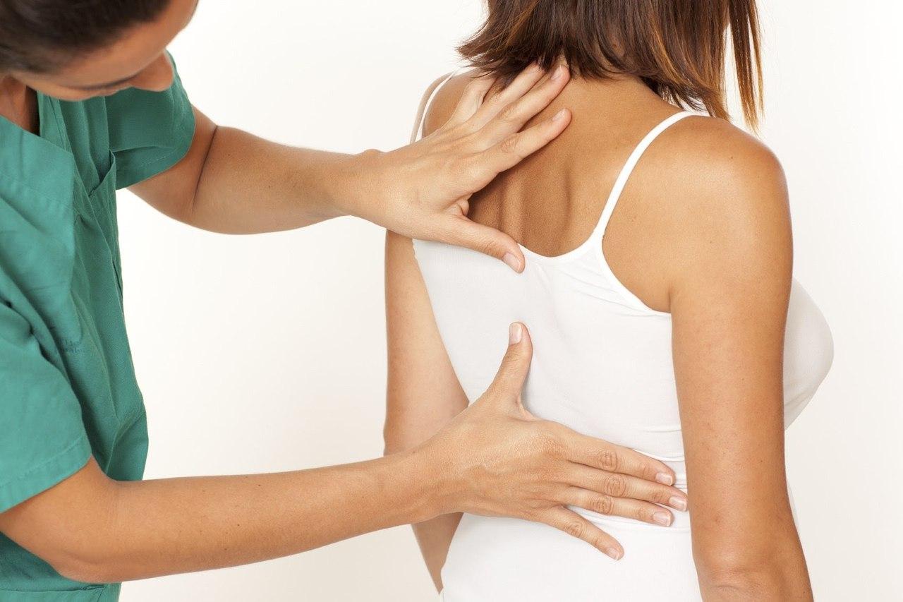 Лечение остеохондроза естественными методами