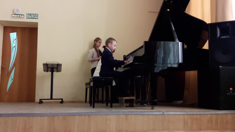 И. Беркович - Концерт No2