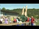 Старейшая гимнастка в мире - Йоханна Кваас 2012 ...