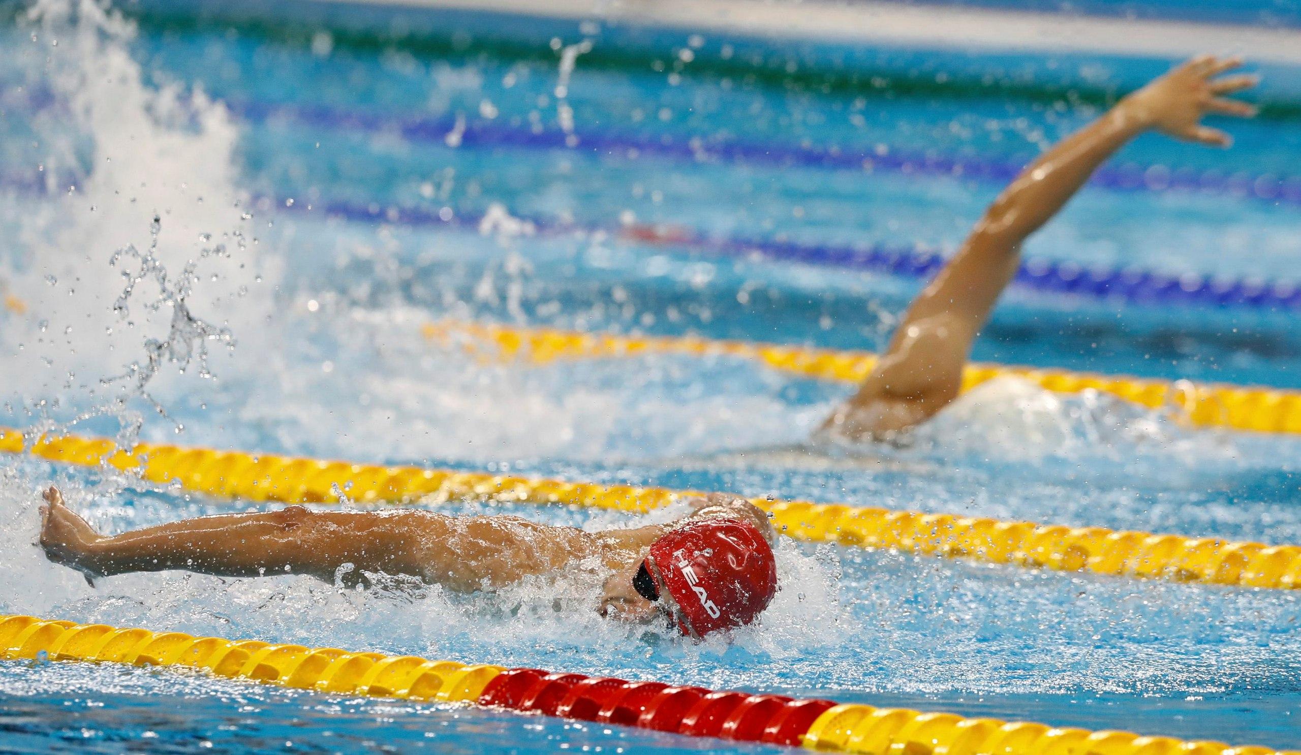 Українці непереможні! Збірна України виграла 117 медалей на Паралімпійських іграх
