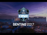 DC vs Newbee ESL 2017 GRANDFINALS Game 5 ending + Awarding