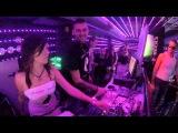 Dennis Smile &amp Candelitta 1 hour live MINIMAL - TECHNO - (G - Club Plovdiv)