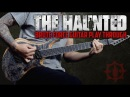 The Haunted Brute Force Dual Cam Guitar Play ThroughUltraHD - Skervesen Guitar