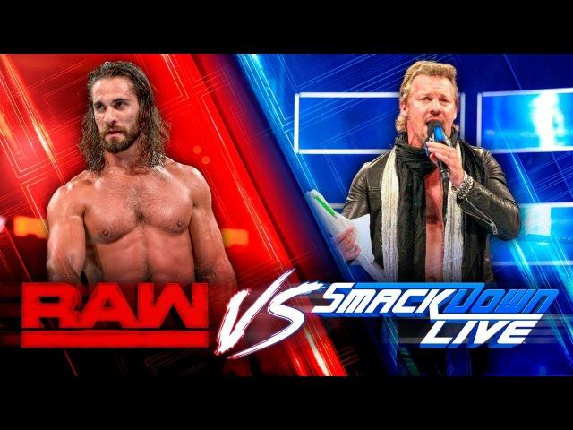 RAW vs Smackdown 37. Американская чехарда