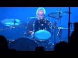 Queen Adam Lambert - Drum Battle Roger Taylor vs Tyler Warren - Auburn Hills Detroit MI 0720