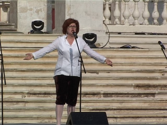 Отрывок из оперы Кюи Кот в сапогахКонцертмейстер- Алексей Канаев