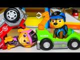 Мультик Щенячий патруль все серии Мультики про игрушки Развивающие видео для де...