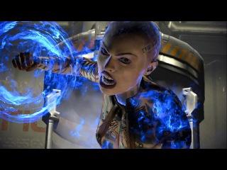 Mass Effect 2 Playthrough - Чистилище. Подопытная Ноль