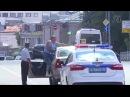 Полиция заставила снять флаг ВДВ с авто vk.comkazanonline