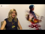 Jahannah James chats with Ruby Rose about xXx Return Of Xander Cage