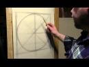 Учимся рисовать Упражнение для постановки разогрева руки и глазомера