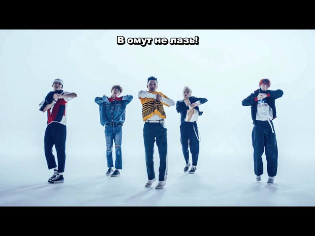 NCT U -- The 7th Sense (стёб спешл саб)