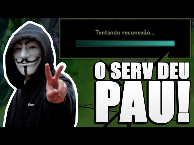 O SERV DEU PAU ♪♪ Part Pato Papão Paródia Drag Me Down One Direction