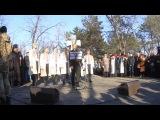 Олег Скрипка в Днепре 22.01.17 - Гимн ОУН