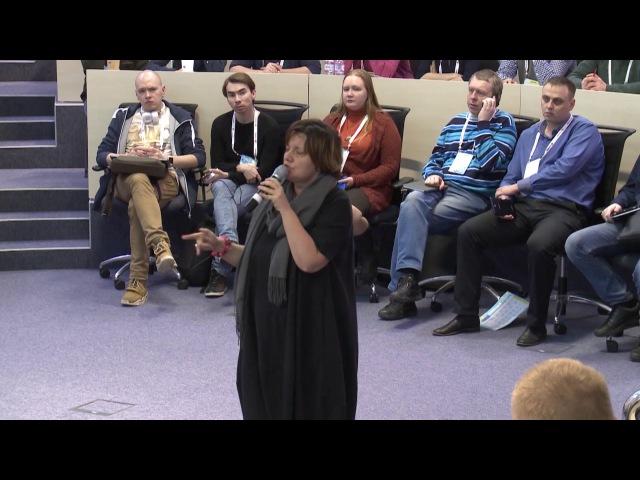 Алёна Владимирская. Как искать и удерживать разработчиков, не имея бюджетов на рекрутинг и зарплаты