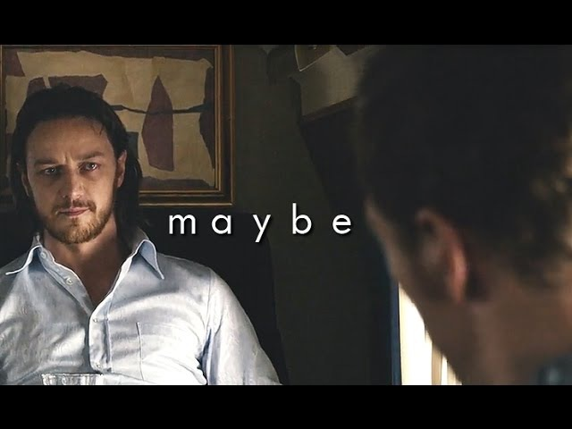 Charles and Erik | maybe.