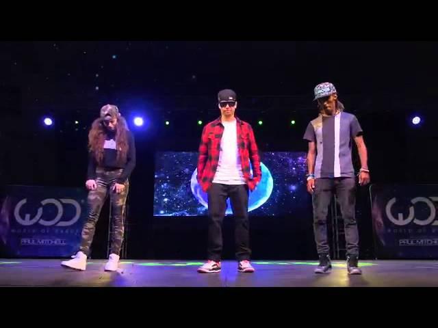 Os melhores dançarinos do mundo ✌